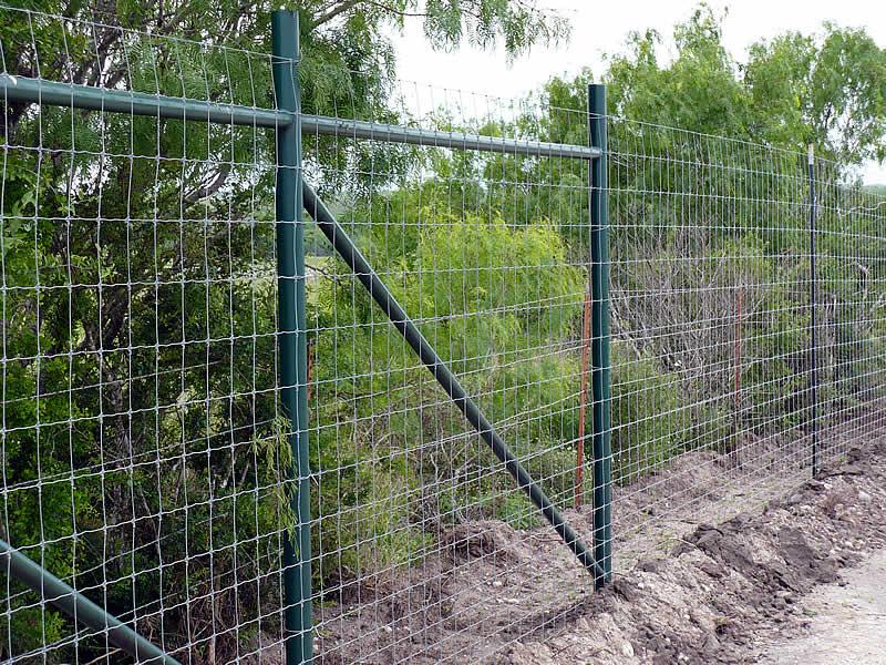 Deer Fence J Mark Threadgill Amp Company Fencing Contractor